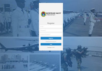Nigerian Navy Batch 27 Enlistment Recruitment Guidelines