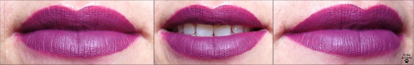 Rouge à Lèvres Liquide Mat - Purple Dare - Sananas Beauty
