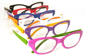 534d0a6e7a49 SLINKY FUN 2-TONE READING GLASSES are your ultimate accessory for light to  medium reading strength. Featuring energetic neon shades, primary colors or  black ...