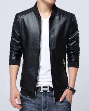 Jual Jaket Kulit Asli Garut Pria Domba Original Brida Leather M13 | WA 08813430588