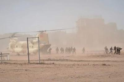 المغرب - فرنسا.. مناورات عسكرية مشتركة في منطقة ورزازات
