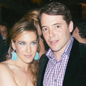 Hollywood: Sarah Jessica Parker With Her Husband In Images ...