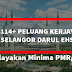 6114 Peluang Pekerjaan Ditawarkan Di Negeri Selangor