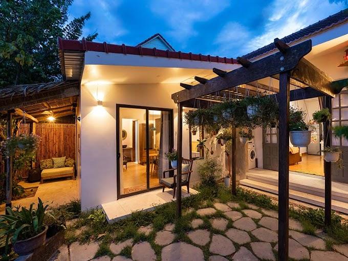 Mạnh tay chi 1 tỷ đồng để biến một căn nhà mục nát thành homestay siêu xinh