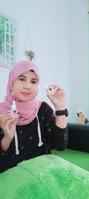 Scarlett Acne Serum dan Brightly Ever After Serum