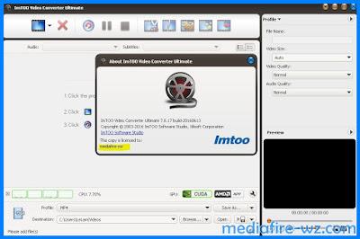 ImTOO Video Converter Ultimate 7.8 full crack
