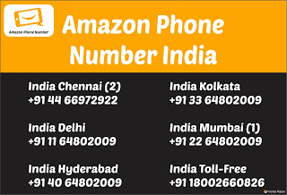 Amazon Phone Number India
