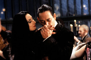 Dunia Sinema The Addams Family Gomez dan Morticia