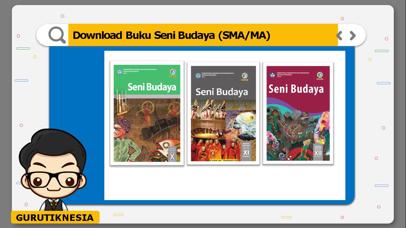 download gratis buku pdf seni budaya untuk sma/ma