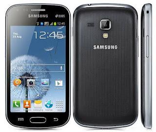 Cara Root Samsung Galaxy S Duos