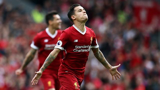 Liverpool Mencari $ 177 Juta Dari Barcelona Untuk Philippe Coutinho