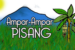 Lirik Lagu Ampar-ampar pisang dari Daerah Kalimantan Selatan