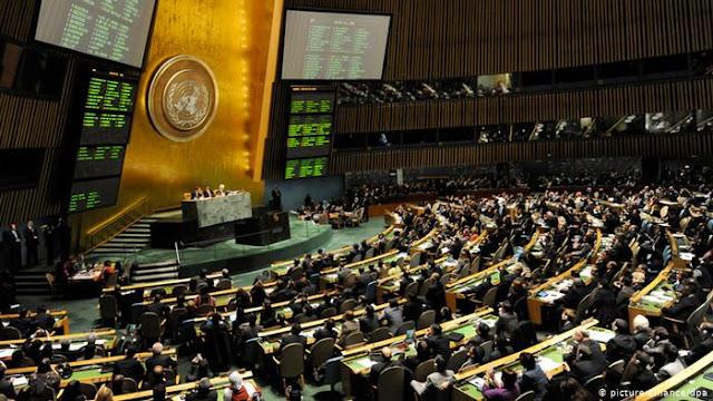 Rusia a încercat să blocheze problema teritoriilor ocupate din Ucraina în ONU
