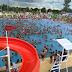 Más de 22 mil personas disfrutaron del parque acuático en los primeros diez días