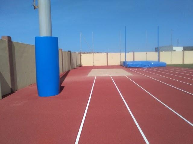 Fuerteventura.- Pájara adquiere material deportivo para la práctica de atletismo