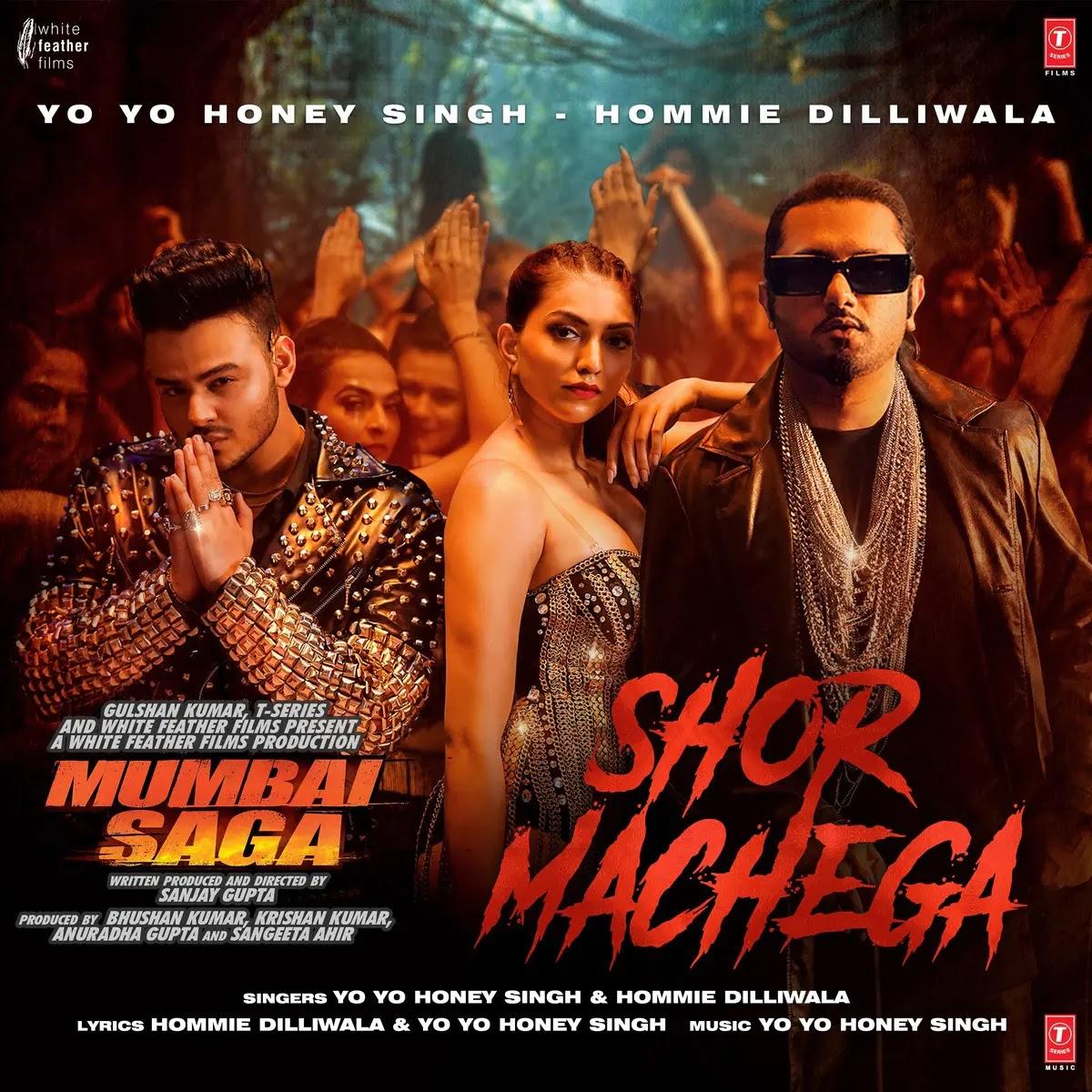 Shor Machega Lyrics from Mumbai Saga