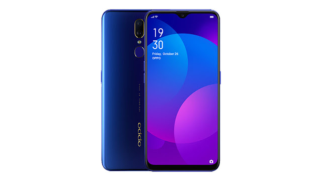 سعر و مواصفات هاتف OPPO F11 في الجزائر
