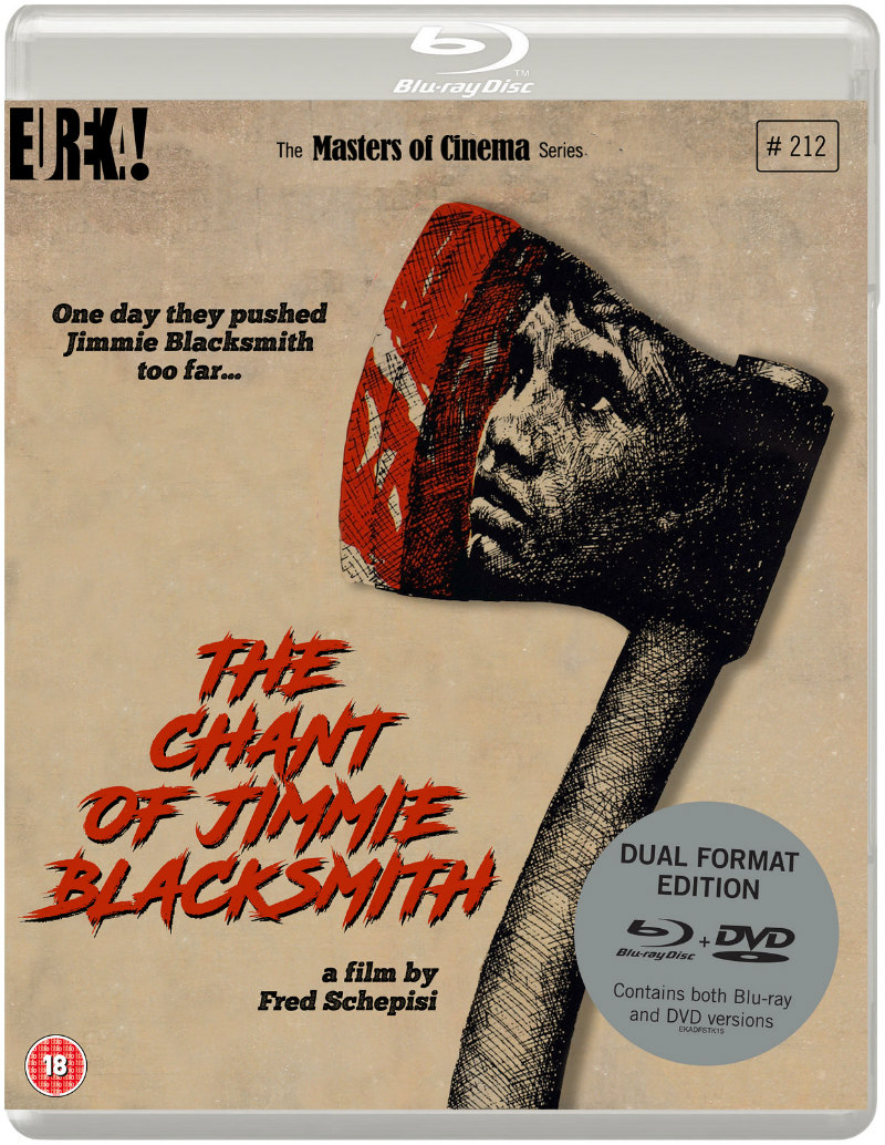 The Chant of Jimmie Blacksmith blu-ray