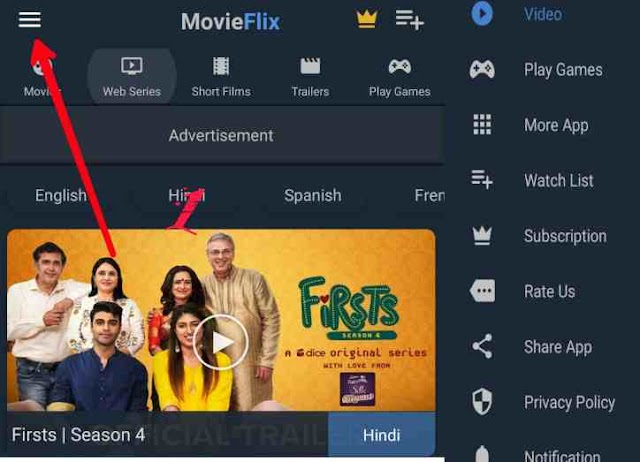 moviesflix pro Apk Download|| movie flix  || movieflix Latest Version download Official app 2021||