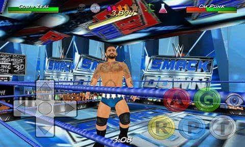 APK Workshop: Wrestling Revolution 3D WWE Mod