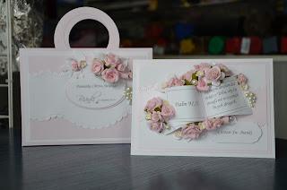 Biało-różowa