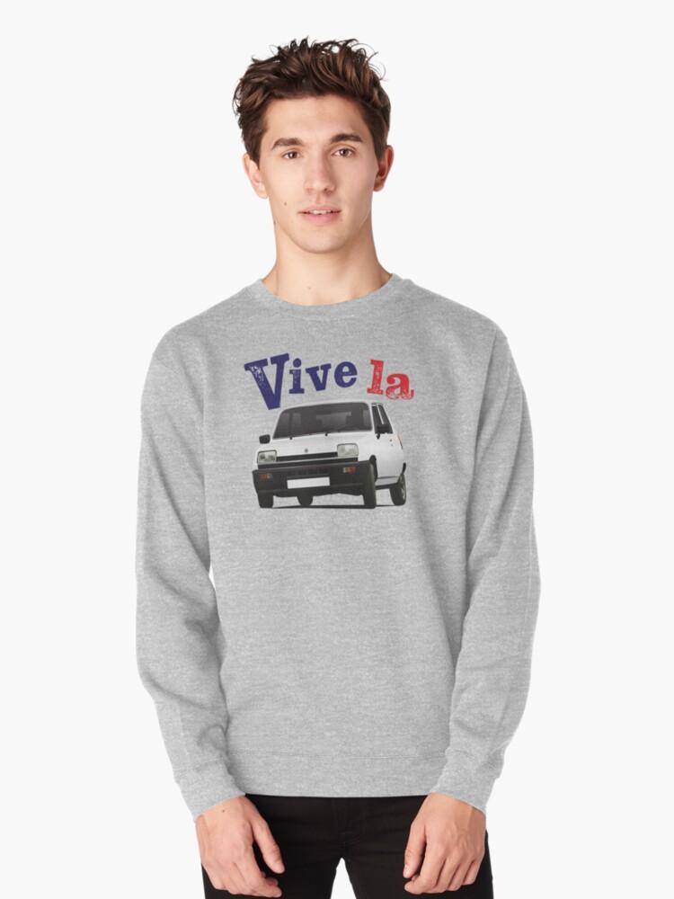 Vive la Renault 4 shirts