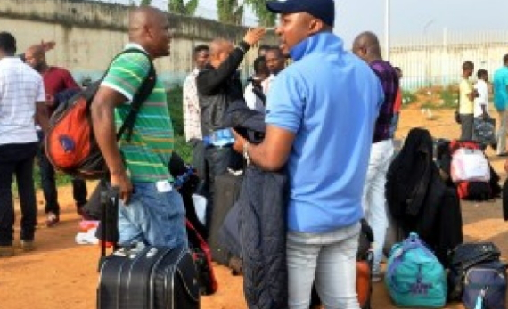 41 nigerian men deported us