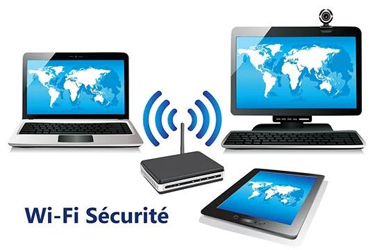 Points importants pour sécurise son réseau Wi-Fi