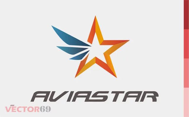 Logo Aviastar - Download Vector File PDF (Portable Document Format)