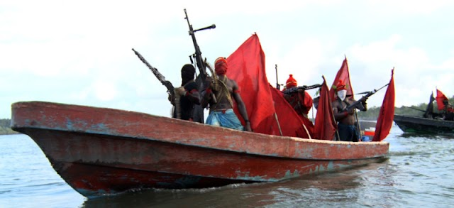 50 soldiers drowned in Bayelsa, not 3, Avengers claim