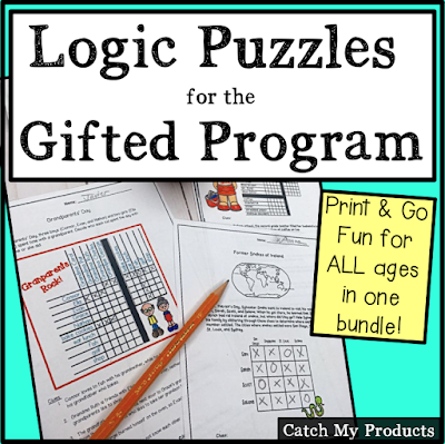 logic puzzles of multiple levels in one package
