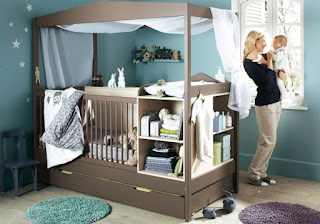 Children's Room Designs For Small Spaces