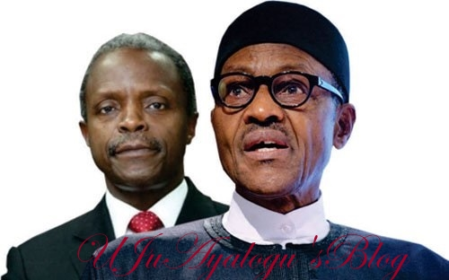 President Buhari made me to take salary cut - VP Osinbajo
