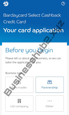 Open online business bank with Barclays