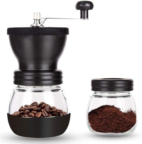 PARACITY Manual Coffee Bean Grinder