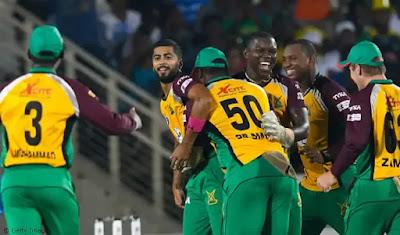 CPL 2019 GUY VS BAR 19th match Cricket Win Tips