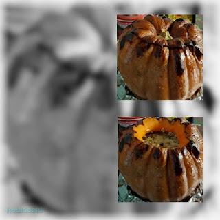 Γεμιστή κολοκύθα. Φωτογραφική σύνθεση: Τζένη Κουκίδου