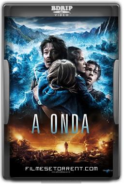A Onda Torrent DVDRip Dual Áudio 2016