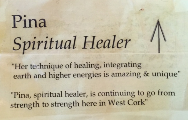 ViaPina - SPIRIT MATTERS: PINA @WEST CORK WHAT IS THE DIFFERENCE