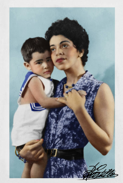 Clara Ledesma, 1955