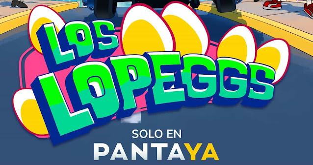 Serie animada Pantaya