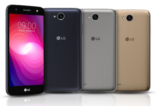 LG X Power2 : un smartphone de 5,5 pouces capable de tenir tout un week-end sans charge