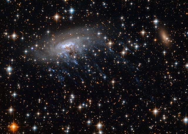 Las nuevas galaxias descubiertas pueden tener la clave del orígen del universo