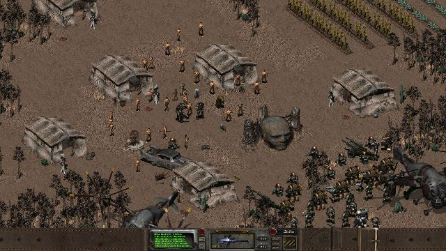 Download Fallout 2 PC Games Gameplay