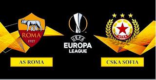 موعد مباراة روما وسسكا صوفيا في دوري المؤتمر الأوروبي والقنوات الناقلة