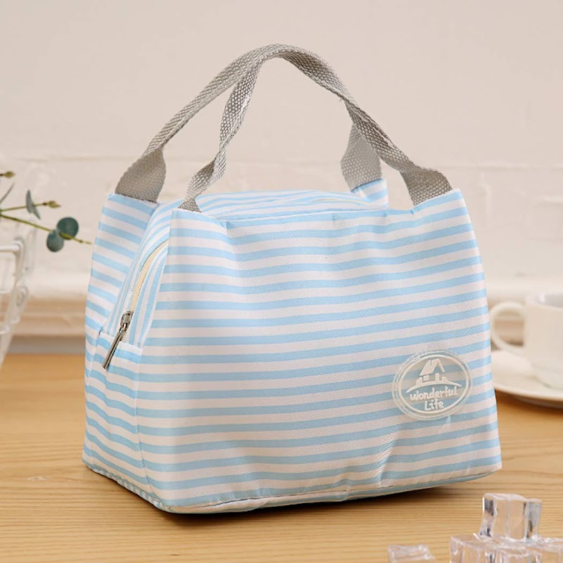 80% off 1PCS Insulated Thermal Cooler Lunch Bag