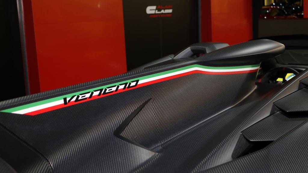 Extremely Rare Lamborghini Veneno Roadster Listed For Sale