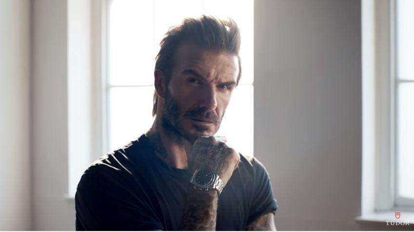 Pubblicità e Canzone Spot TUDOR Orologi con David Beckham | Giugno 2017
