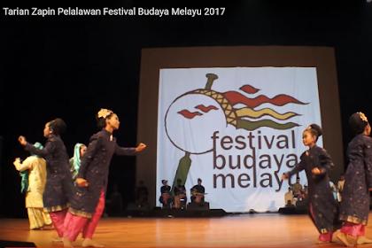 Tari Zapin Pecah Dua Belas, Kebudayaan Pelalawan Provinsi Riau