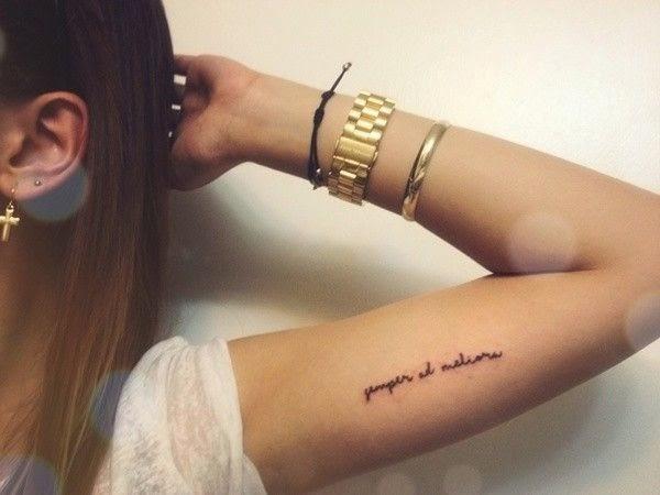 Las Mejores Frases Para Tatuarse Belagoria La Web De Los Tatuajes